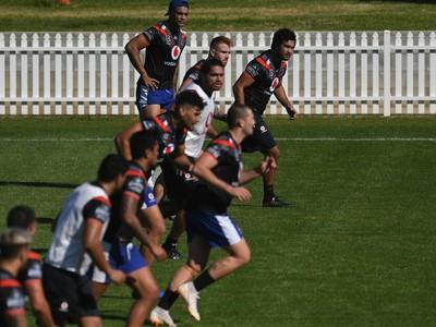 Hráči New Zealand Warriors