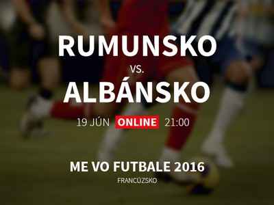 Rumunsko vs Albánsko