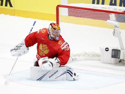 Andrei Vasilevski v bráne