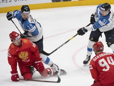 Fínsky tlak na ruskú