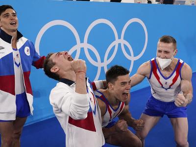 Vo viacboji družstiev triumfovali Rusi