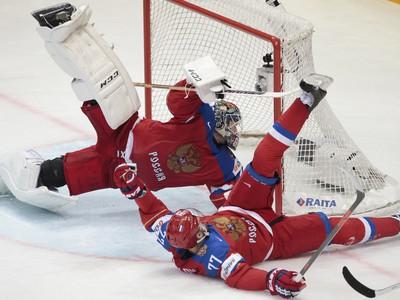 Brankár Sergei Bobrovski a
