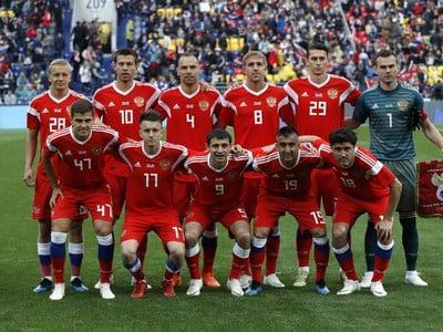 Hráči Ruska