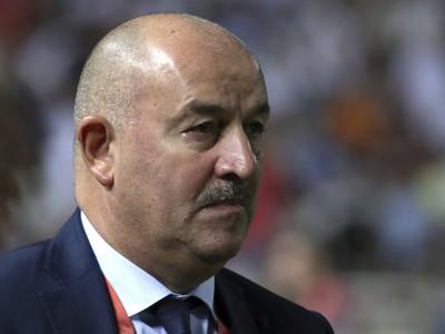 Tréner Stanislav Čerčesov