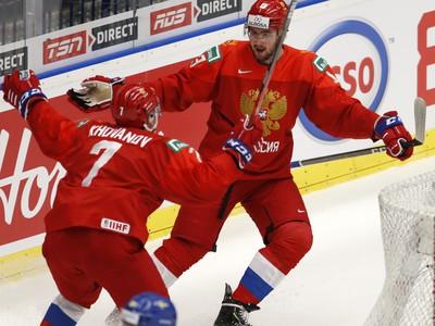 Yegor Sokolov a Alexander Chovanov