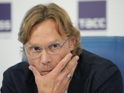 Nový tréner Ruska Valerij