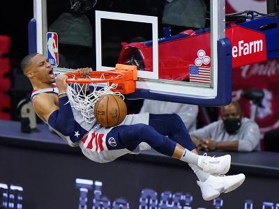 Basketbalista Washingtonu Wizards Russell