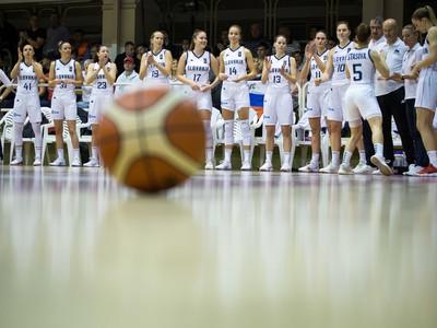 Slovenské basketbalistky