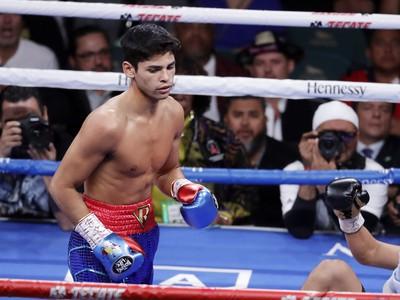 Americký boxer Ryan Garcia