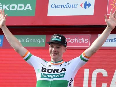Sam Bennett víťazom tretej