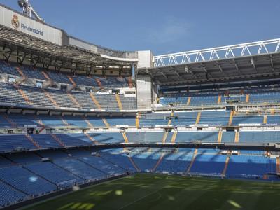 Štadión Santiago Bernabéu