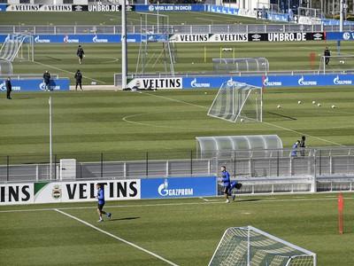 Tréningové centrum klubu Schalke