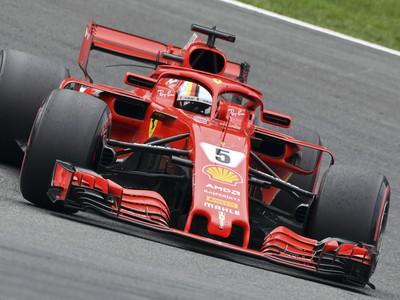 Sebastian Vettel ovládol Veľkú cenu Belgicka