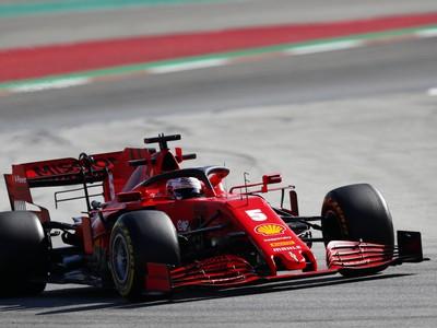 Sebastian Vettel v monoposte