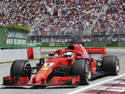Nemecký jazdec Sebastian Vettel