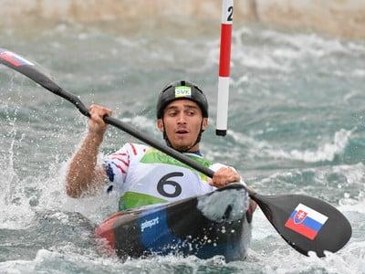 Jakub Grigar v semifinále