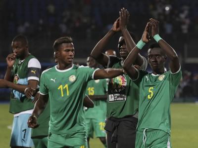 Senegal oslavuje postup do semifinále