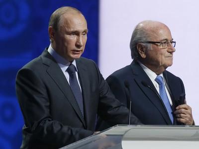 Vladimir Putin a Sepp
