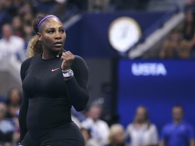 Serena Williams vyradila Qiang Wang