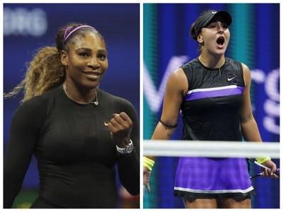 Serena Williamsová a Bianca