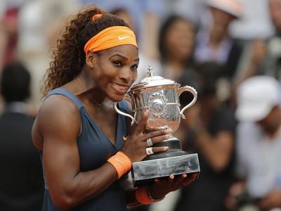 Serena Williamsová opäť dobyla