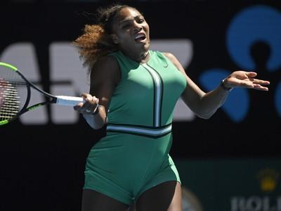 Serena Williamsová prevalcovala súperku