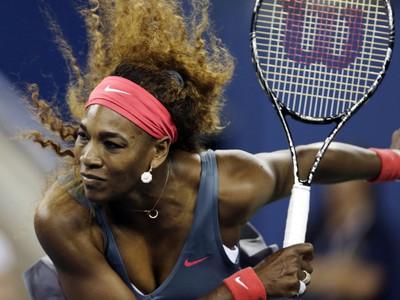Serena Williamsová v prvom