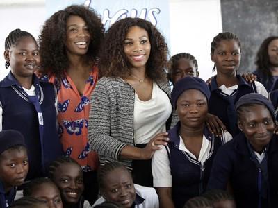 Venus a Serena Williamsové