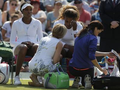 Venus a dezorientovaná Serena
