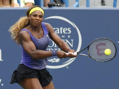 Serena Williamsová v súboji