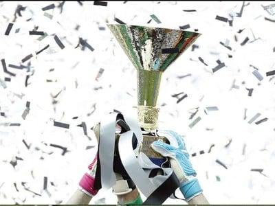 Trofej pre víťaza Serie
