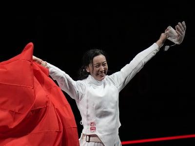 Číňanka Sun I-wen vybojovala