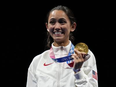 Američanka Kieferová získala zlato