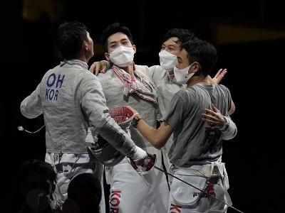 Šermiari Kórejskej republiky získali