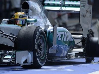 Veľkú cenu F1 na