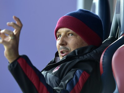 Tréner talianskej Bologne Siniša