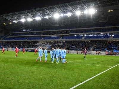 Gólové oslavy futbalistov ŠK