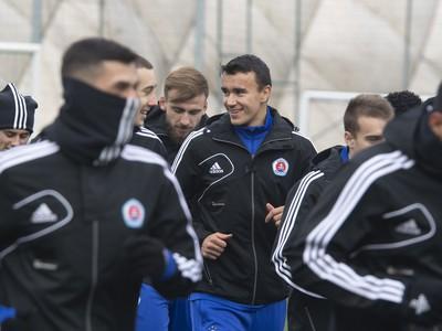 Futbalista ŠK Slovan Bratislava