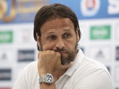 Dočasne poverený tréner Slovana