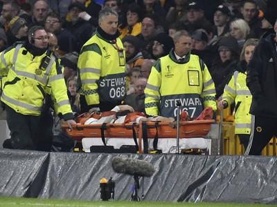 Kenan Barjič musel ísť po brútalnom zákroku do nemocnice