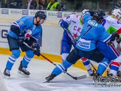 Slovan prehral 0:7 so
