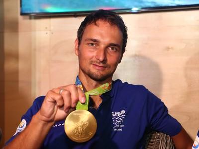 Slovenskí medailisti sú doma
