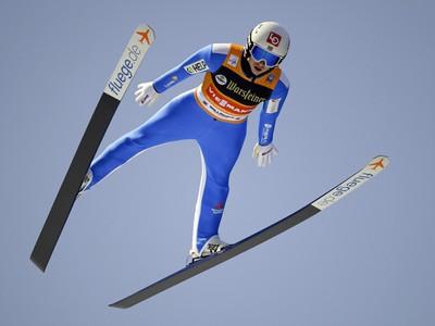 Nórsky skokan na lyžiach