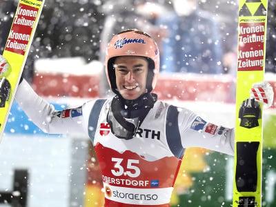 Rakúsky skokan na lyžiach