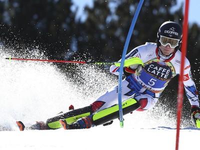 Francúzsky lyžiar Clement Noel