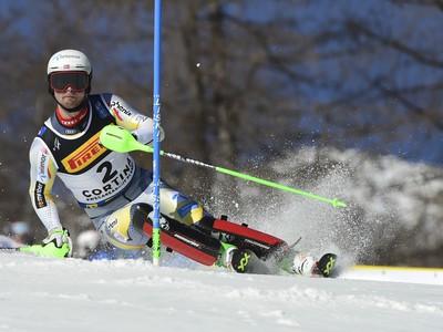 Sebastian Foss Solevaag  získal zlato v slalome