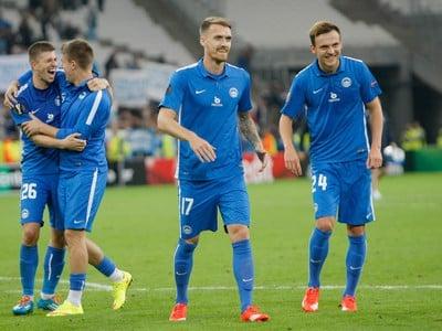 Hráči Slovana Liberec