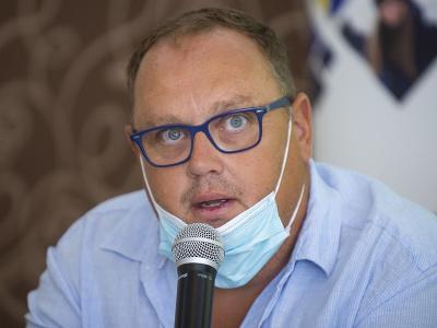 Viceprezident Slovenskej lyžiarskej asociácie (SLA) Štefan Marton