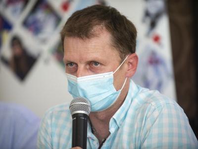 Šéf krízového štábu Slovenskej lyžiarskej asociácie (SLA) Martin Kurcáb