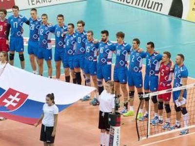 Slovenská volejbalová reprezentácia